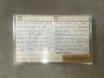 Guardians of the Galaxy Awesome Mix Vol 1 Soundtrack Cassette + Digital Download