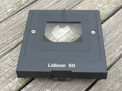 Durst Lidicon 50 Condenser - For Durst M370 Enlarger - Cleaned and Checked
