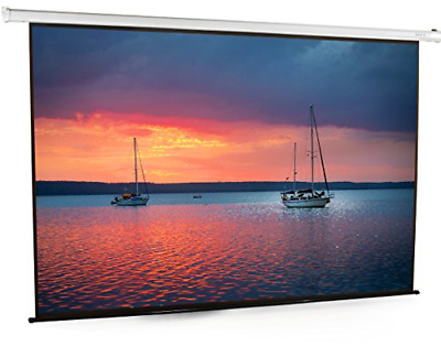 """VIVO 100"""" Electric Motorized Projector Screen 100 inch Diagonal Auto with Remote"""