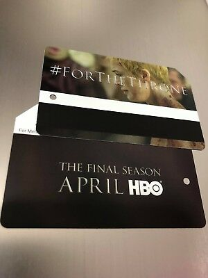 NYC Game Of Thrones MetroCard Limited Edition (Cersei Lannister)