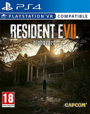 Resident Evil 7 Biohazard (PS4) BRAND NEW AND SEALED - IN STOCK - QUICK DISPATCH