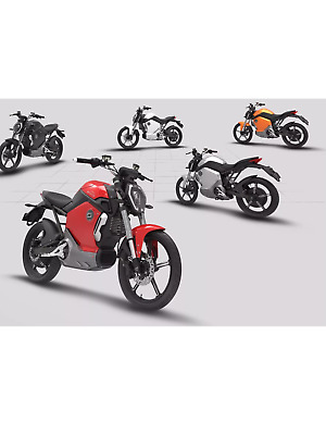 Super Soco Electric Motorcycles / Motorbikes / Moped/ Scooters/ Learner legal