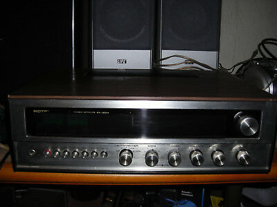 Rotel RX-600 Tuner/Receiver