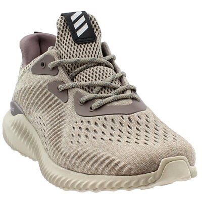 promo code 336d5 0f9ae adidas Alphabounce EM Running Shoes - Beige - Mens