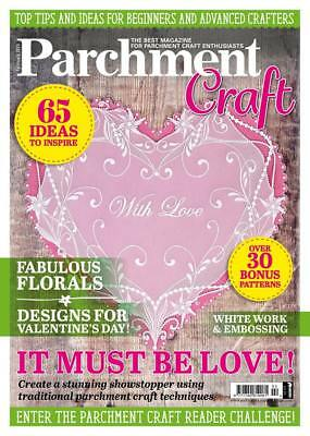Parchment Craft Magazine - February 2019 issue