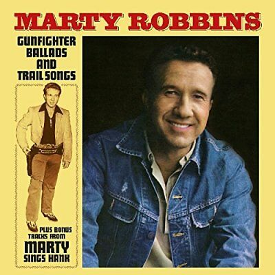 Robbins, Marty-Gunfighter Ballads And Trail Songs (1LP) VINYL NEW