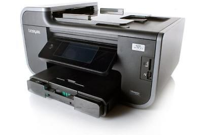 LEXMARK PINNACLE PRO901 ALL-IN-ONE PRINTER DRIVERS FOR WINDOWS VISTA