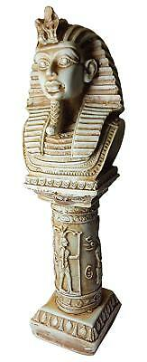 King TUT Pharaoh Figurine Statue ANCIENT EGYPT ANTIQUE Egyptian