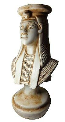 Queen Cleopatra Pharaoh Figurine  Statue ANCIENT EGYPT ANTIQUE Egyptian
