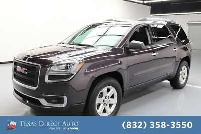 2016 GMC Acadia SLE Texas Direct Auto 2016 SLE Used 3.6L V6 24V Automatic FWD SUV OnStar