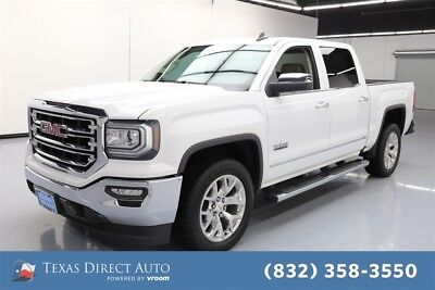 2017 GMC Sierra 1500 SLT Texas Direct Auto 2017 SLT Used 5.3L V8 16V Automatic RWD Pickup Truck Premium