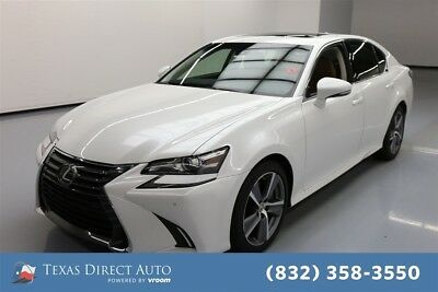 2017 Lexus GS 4dr Sedan Texas Direct Auto 2017 4dr Sedan Used 3.5L V6 24V Automatic RWD Sedan Premium
