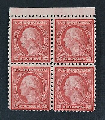 CKStamps: US Stamps Collection Scott#540 2c Block Mint NH OG