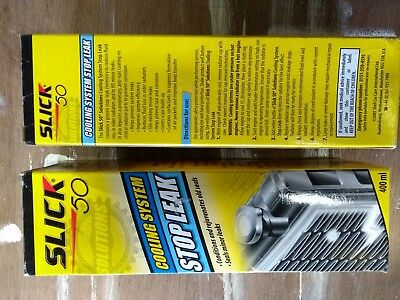 Slick 50 Engine Cooling Treatment Additive Protection Prevention 500ML