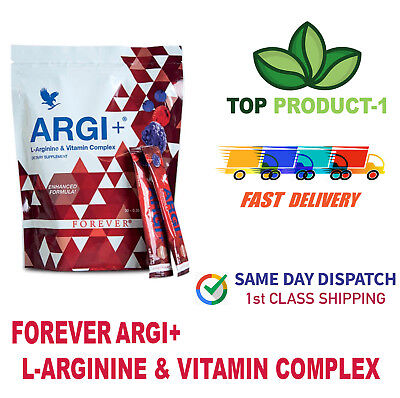 Forever Living  Argi+ Stick Pack  Next Day Delivery Order Before 10.00 Am