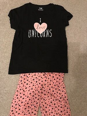 Gorgeous Yd Pyjamas In A Stunning Design Size 11-12 Years