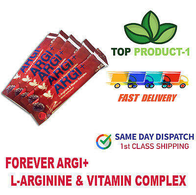 Forever Living Argi + L'Arginine & Vitamin Food Supplement - 5 Sachet