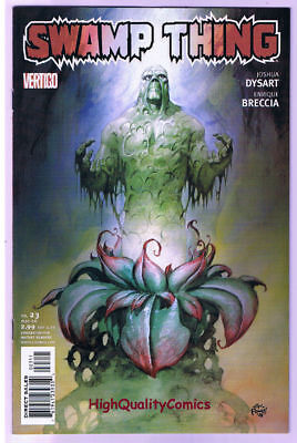 SWAMP THING #23, NM-, Vertigo, Raconteur, Eric Powell, 2004, more in store