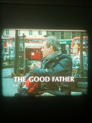 16mm Film The Good Farther 1985 Anthony Hopkins