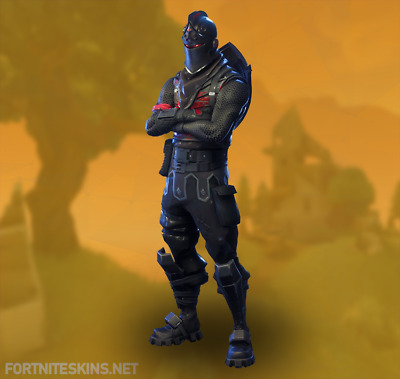 Black Knight Skin Account 37 Skins 20 Pickaxes With Warranty