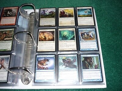 MtG Magic the Gathering almost COMPLETE RISE OF THE ELDRAZI set Bulk Lot