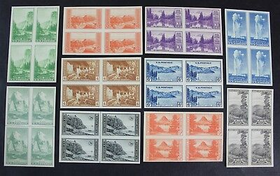 CKStamps: US Stamps Collection Scott#756-765 Unused NH NGAI