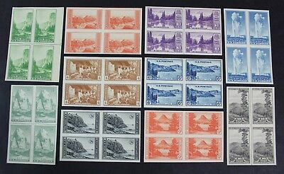 CKStamps: US Stamps Collection Scott#756-765 Unused H NGAI