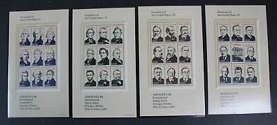 CKStamps: US Stamps Collection Scott#2216-2219 Mint NH OG