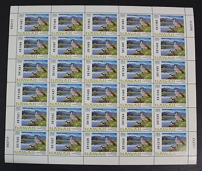 CKStamps: US State Duck Stamps Collection $5 Hawaii 1996 Mint NH OG