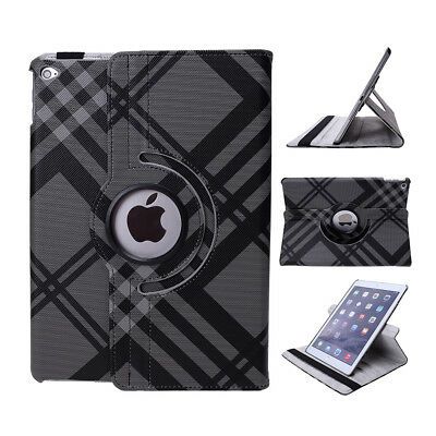 360 Rotating Magnetic Leather Smart Case Cover Stand for Apple iPad mini 1/2/3