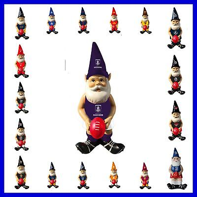 AFL Garden Gnome Holding Red Football 2017 - Select Team