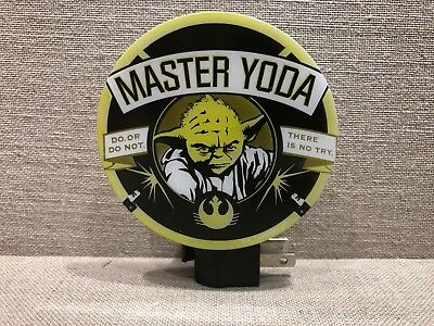 Collectible Star Wars Master Yoda Night Light
