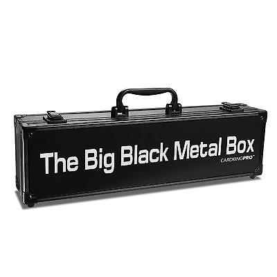 Cards Against Humanity Case | The Big Black Metal Box (Long Edition) Dividers