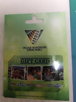 Village Roadshow Theme Parks Gift Card Worth $505 - Exp 2021