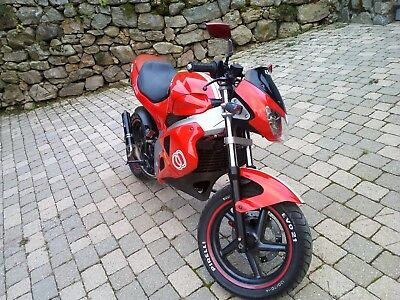 Gilera DNA 50cc (Moto-Scooter)