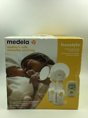 Medela Freestyle Mobile Double Electric Breast Pump - 10103412