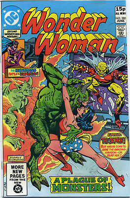 Wonder Woman #280 (Dc 1981) Vf+ First Print Bagged