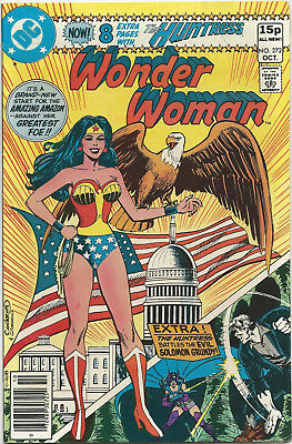 Wonder Woman #272 (Dc 1980) Vf First Print Bagged