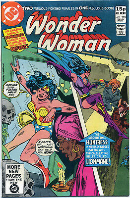 Wonder Woman #279 (Dc 1981) Vf+ First Print Bagged