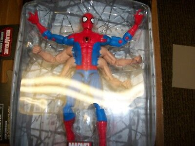 Marvel Legends Kingpin Series 6 Arm Spider-man Figure Just released Cool Wow