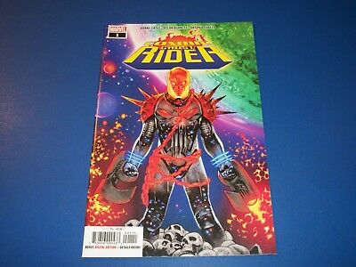 Cosmic Ghost Rider #1 NM Beauty Thanos Wow