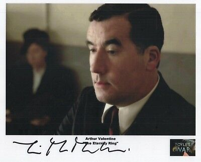 "Foyles War Auto Photo Print Tim McMullan ""Arthur Valentine"""