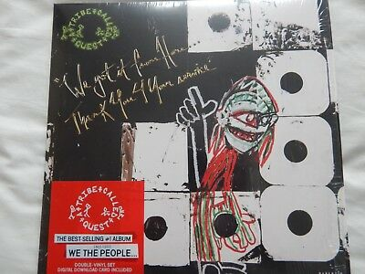A Tribe Called Quest - We got it from here ... Thank you 4 your service 2 LP nm