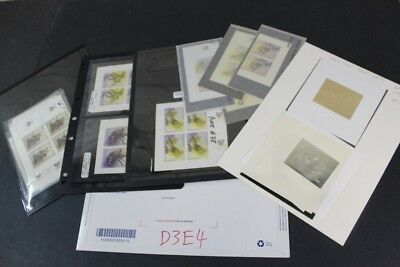 CKStamps : Interesting Mint Most Latin Guyana Proof & EFO Stamps Collection