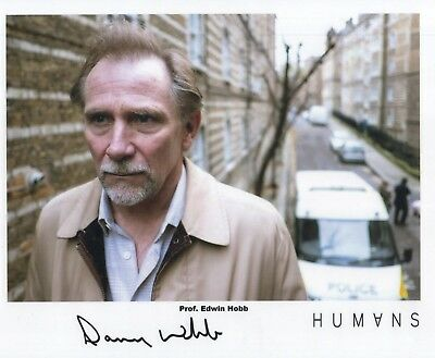 "HUMANS Auto Photo Print Danny Webb ""Prof. Edwin Hobb"""