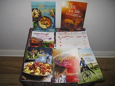 New Slimming World 2019 Limited Edition  Starter Pack  & Target Slim For Life