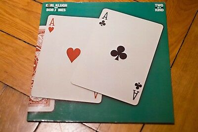 EARL KLUGH AND BOB JAMES - Two Of A Kind, Vinyl LP