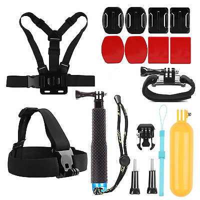 SHOOT Action Camera Accessories Kit for GoPro Hero 7 2018 6 5 4 3 Go pro...