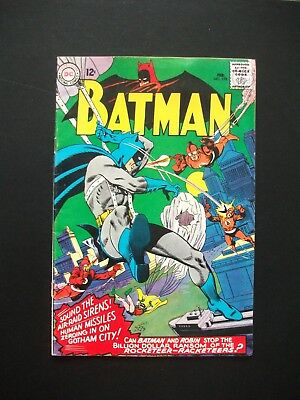 Batman Comic ~ No. 178 January 1966