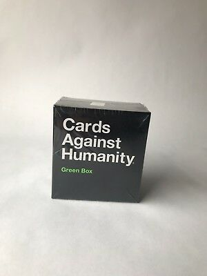 Cards Against Humanity Green Box -  Expansion